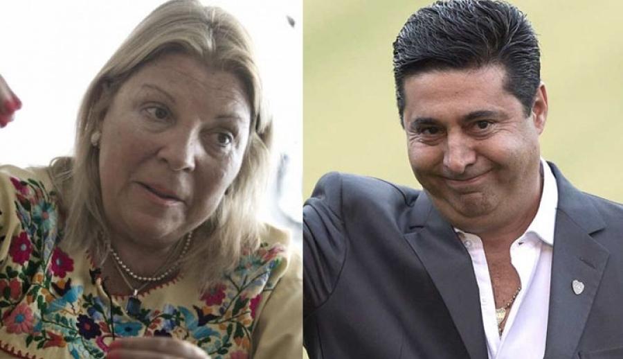 Elisa Carrió amenaza con distanciarse de Cambiemos
