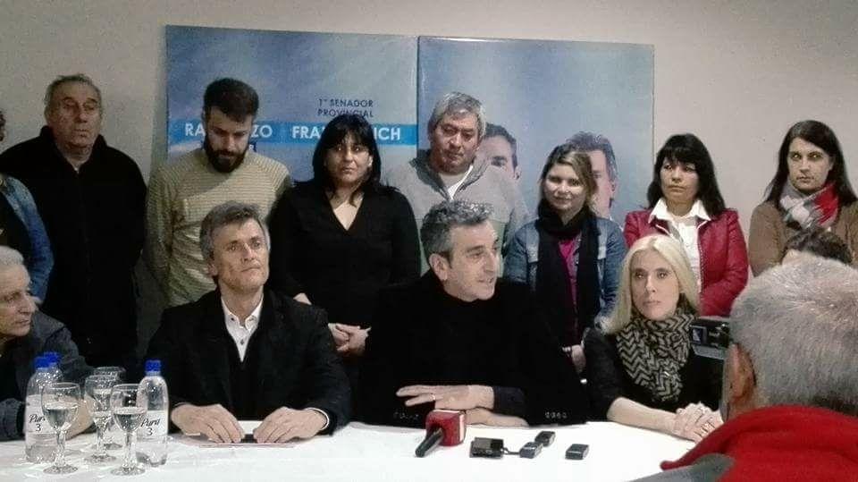 Florencio Randazzo afirmó que la ex presidenta