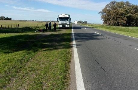 Tres personas murieron durante un accidente en la ruta: dos eran policías