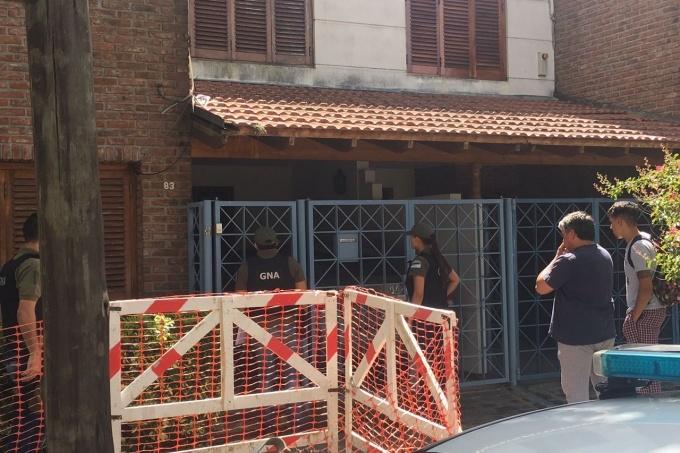 Allanaron 14 propiedades a nombre de Balcedo y su mujer