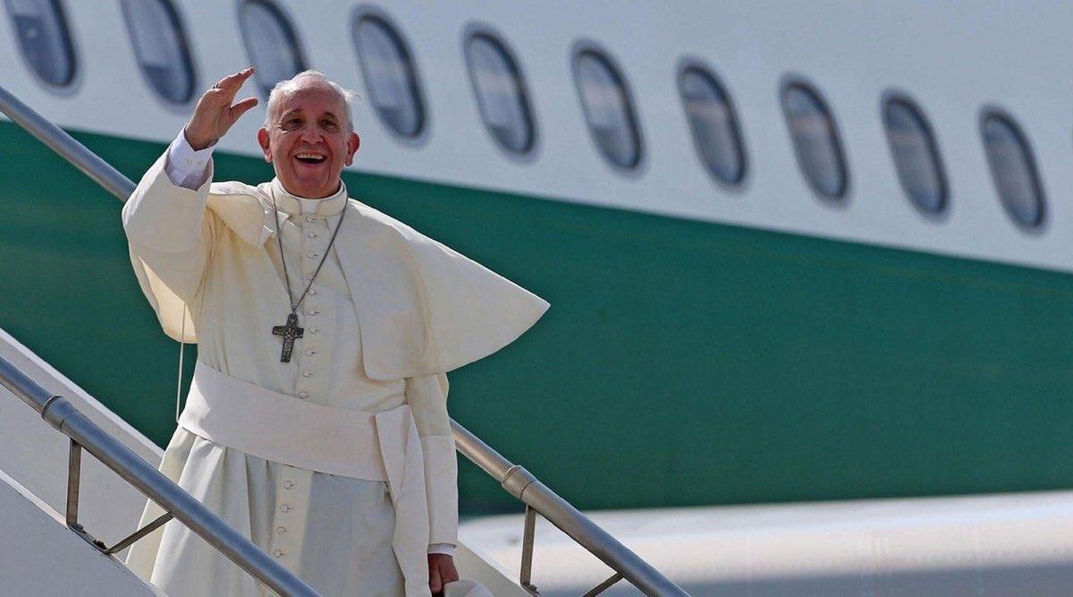 Mirá en vivo los recorridos del Papa Francisco en Perú
