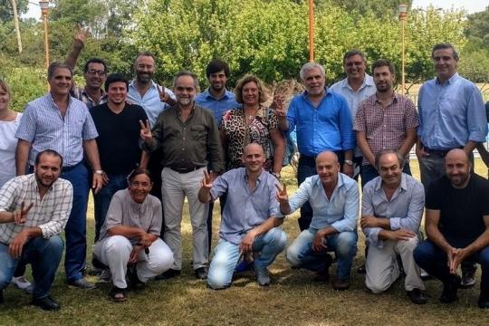 Jubilados, despidos y Fanazul, algunos temas del encuentro — Fisher en Azul