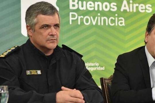 Apresaron al hermano del jefe de la Policía Bonaerense