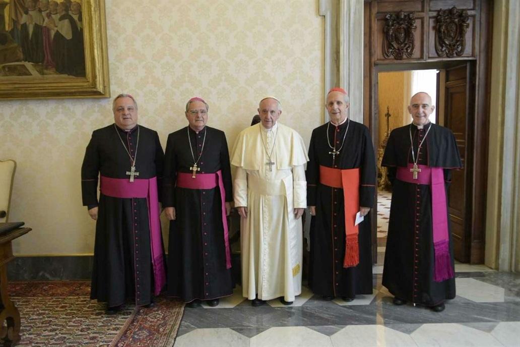 Carta abierta del Papa a los argentinos: