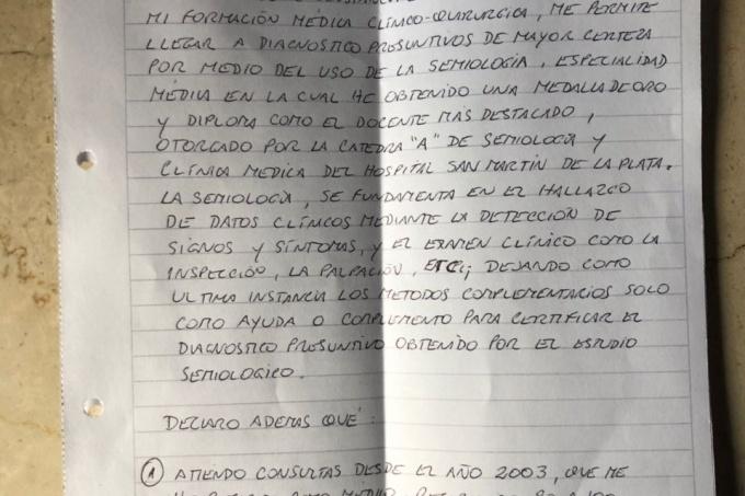 El urólogo acusado de abuso echó a sus abogados — La Plata
