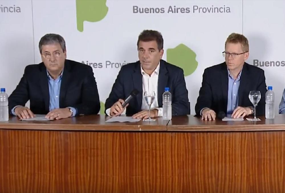 Ritondo confirma que los jóvenes detenidos serían los asesinos de Alcaraz