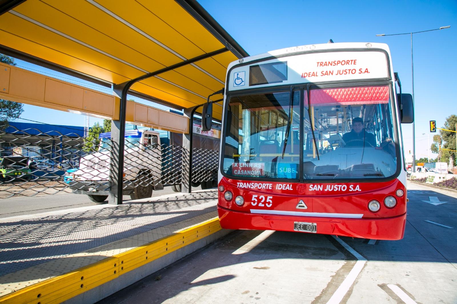 Macri y Vidal anuncian el nuevo Metrobus para Quilmes
