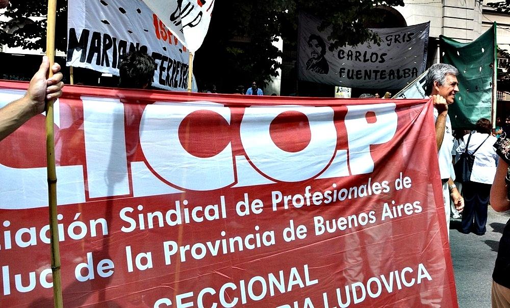 Estatales bonaerenses convocan a paro y movilización — Presión para Vidal
