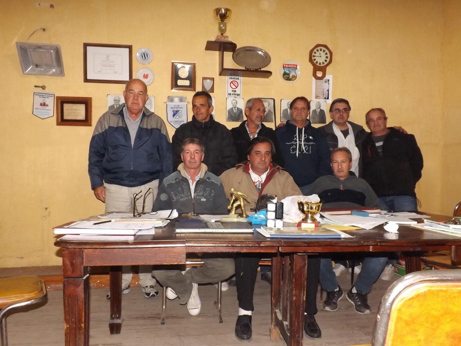 Se reanuda la actividad oficial luego del receso - La Razon de Chivilcoy