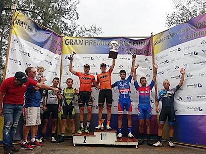 Se corrió el Gran Premio Ciudad de Pergamino - La Razon de Chivilcoy