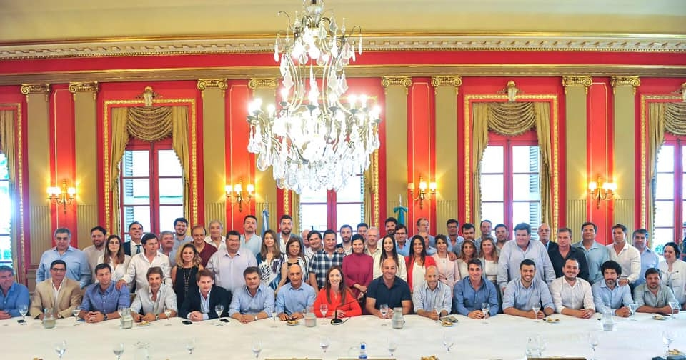 La concejal Lourdes Zaccardi se reunió con la gobernadora Vidal - La Razon de Chivilcoy