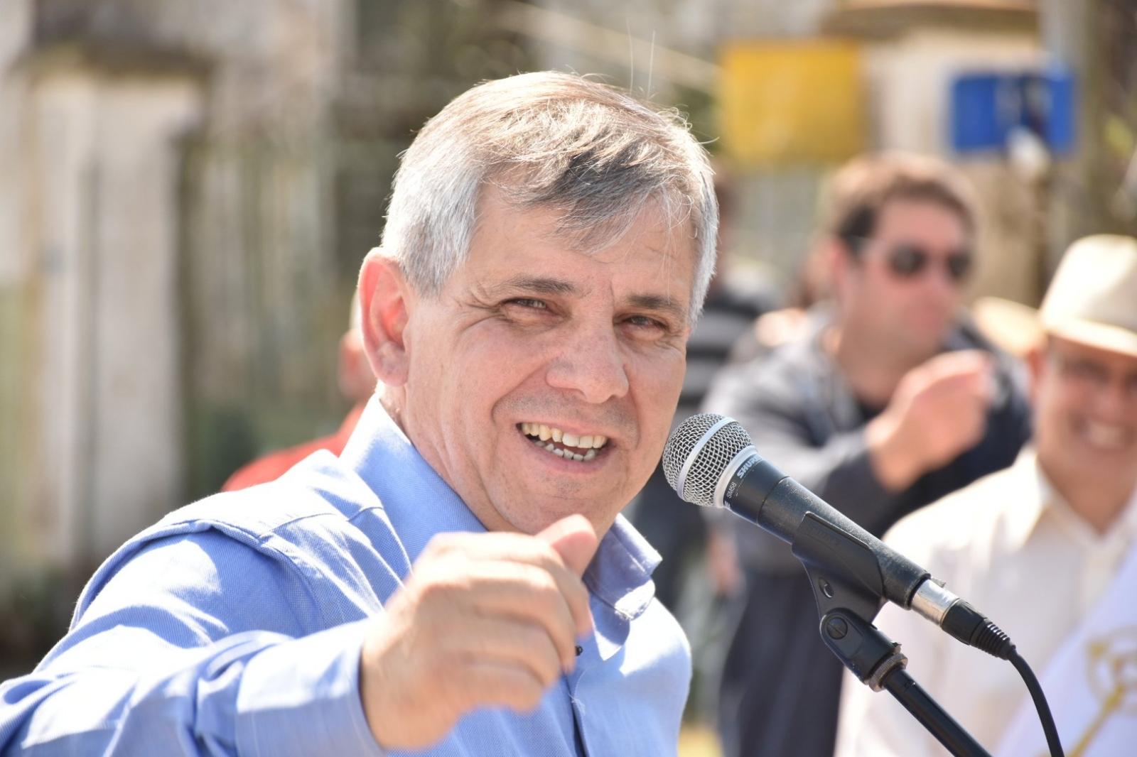 """Guillermo Britos: """"No tengo dudas de que Chivilcoy va tener el apoyo de  Kicillof"""" - La Razon de Chivilcoy"""