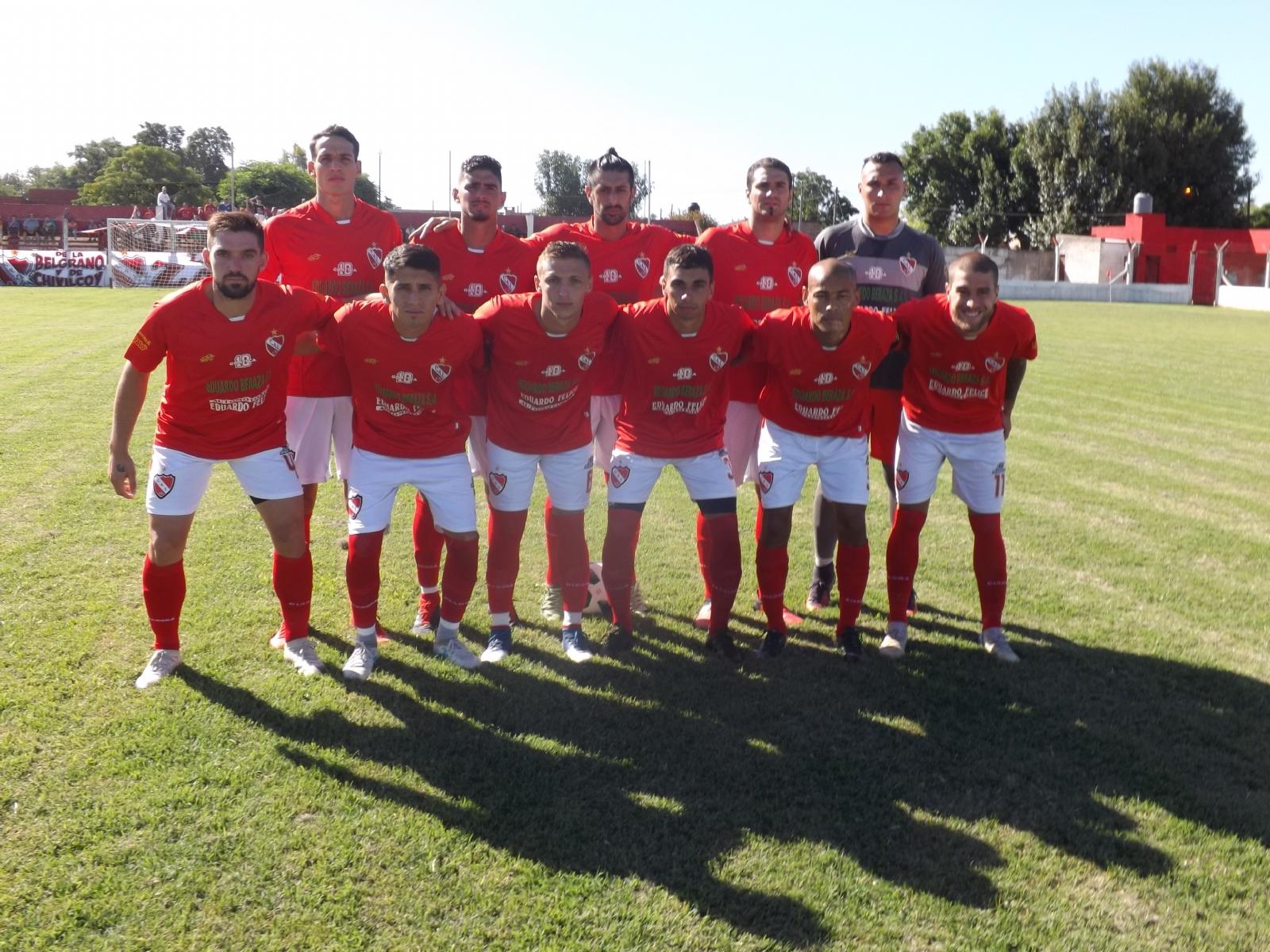 Independiente juega hoy en Adolfo Sordeaux por la tercera fecha del Torneo  Regional Amateur