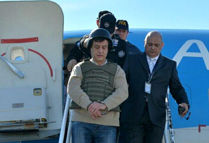 Víctor Manzanares, el ex contador de los Kirchner, fue aceptado como arrepentido