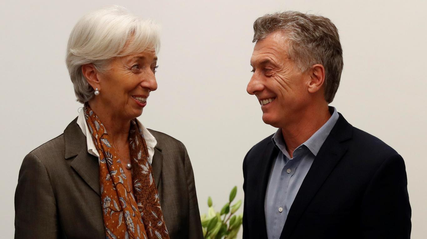 FMI espera para Argentina una recuperación gradual para los próximos trimestres