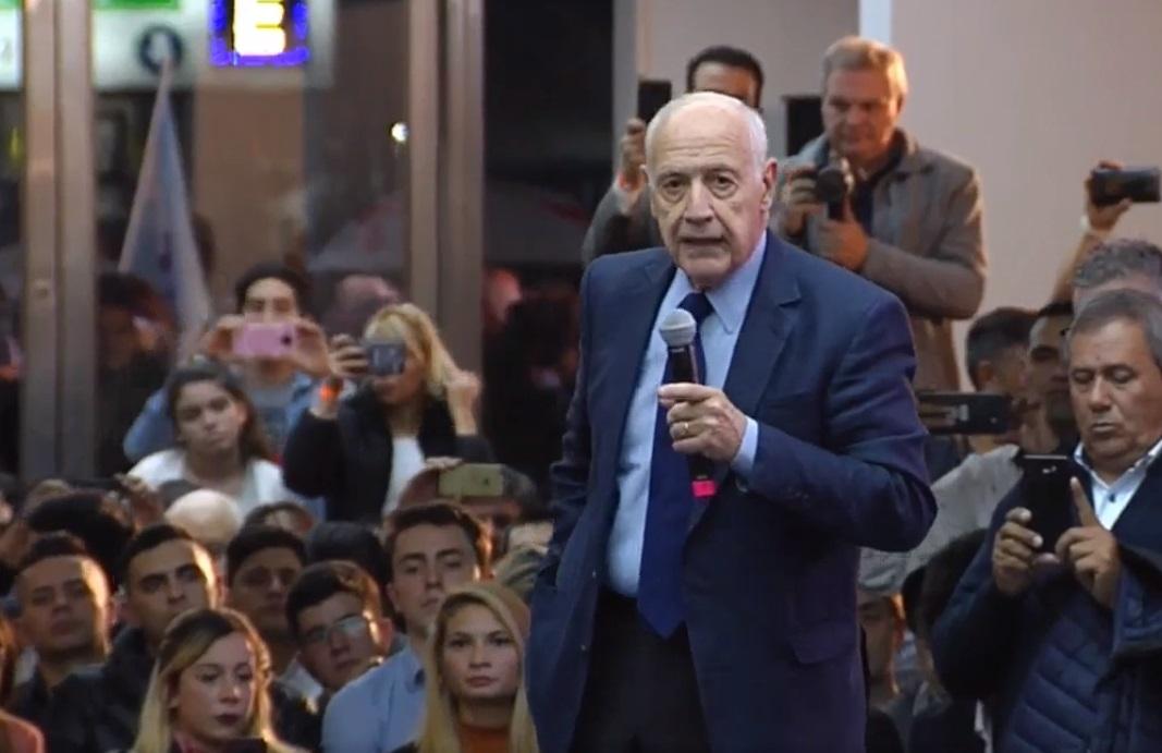 Tombolini será el candidato a jefe de Gobierno porteño de Lavagna