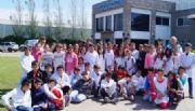 Alumnos de la EP Nº 68 de  Moreno visitaron LA RAZON