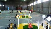 Parque Infantil de Tránsito en la Semana de la Seguridad Vial
