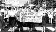 A 41 años del golple de Estado, la Plaza de Mayo será el escenario central de los actos