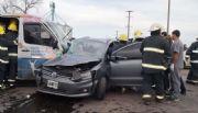 Tres muertos y cuatro heridos en un choque ocurrido en la ruta 30