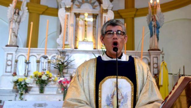 Con mucho frío se realizó la 128 edición de la Fiesta de Nuestra Señora del Carmen