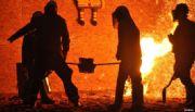 La producción de acero crudo creció en agosto 21,6%