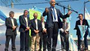 Adelanto: Salvador inauguró el barrio San Ceferino