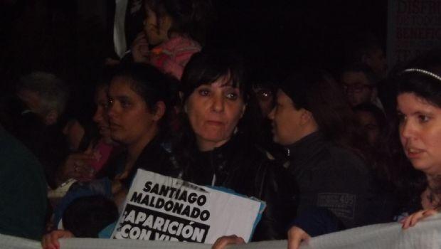 """""""De mi casa en Chivilcoy, Santiago Maldonado se fue al sur"""""""