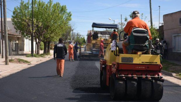 Muy buen ritmo para el asfalto en el barrio del Anfiteatro