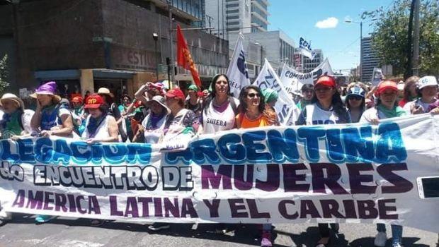 La CCC de Chivilcoy, representada en el II Congreso Internacional de Mujeres
