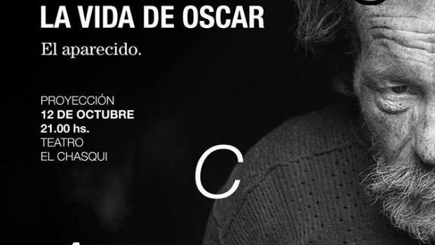 """""""La Vida de Oscar. El Aparecido"""", se presenta este sábado en el teatro """"El Chasqui"""""""