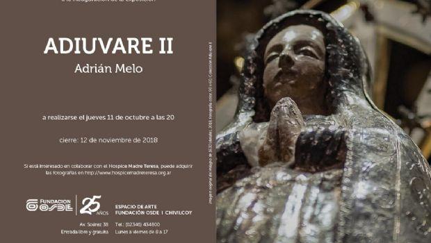 """Inauguración de la muestra """"Adiuvare II"""""""