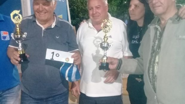 Horacio campeón en Lomas de Zamora