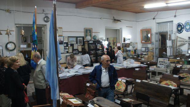 """El Museo Escolar también fue parte de """"La Noche de los Museos"""""""