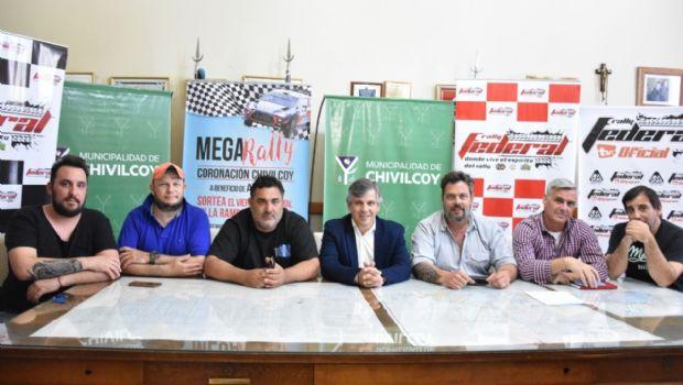 Se anunció el Mega Rally