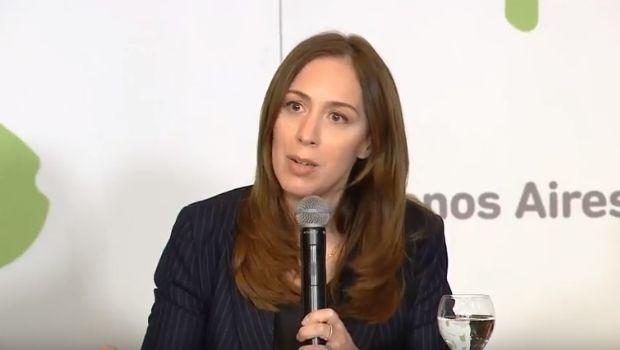 """Vidal, otra vez dura con el peronismo: """"Cambiemos hace la diferencia en no financiarse con la droga"""""""