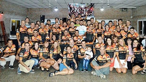 Despedida y festejo para el grupo Sívori-Arce