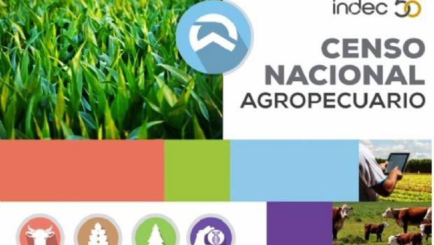 El Censo Nacional Agropecuario cierra a fin de año