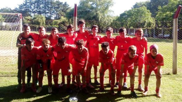 Independiente en un Torneo Internacional