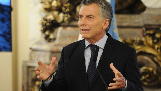 """Macri: """"Necesitamos una justicia ágil en la que todos podamos confiar"""""""