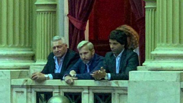 Cambiemos Chivilcoy acompañó al presidente reelecto Emilio Monzó