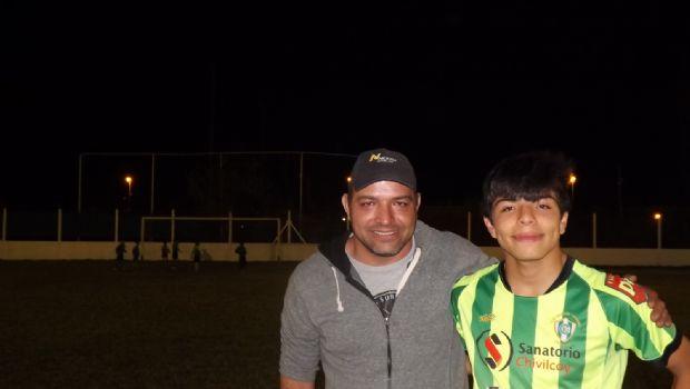 """""""Le tengo que agradecer el gol a Francisco"""""""