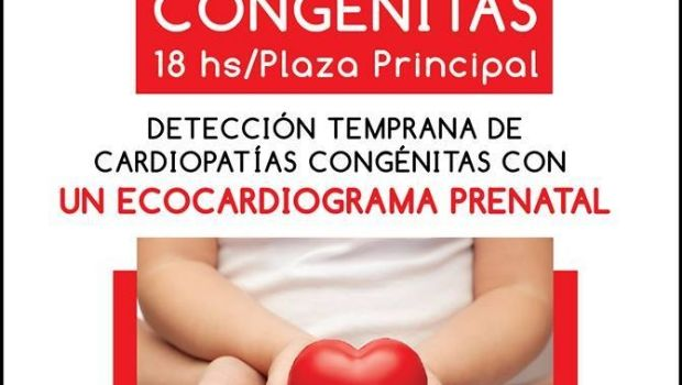 Acto por el día de la cardiopatía congénita