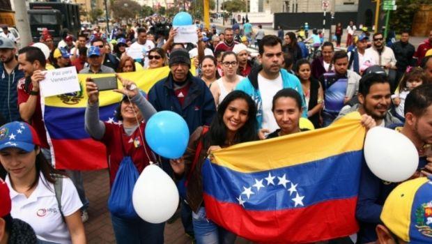 Récord migratorio: creció en 1.600% la llegada de venezolanos a la Argentina
