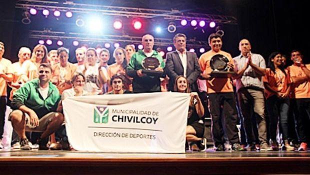 Chivilcoy subcampeón de la Cuenca del Salado