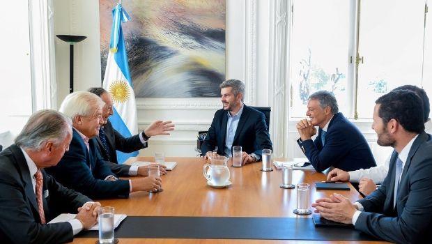 Cumbre en la Rosada: la UIA le reclamó al Gobierno revitalizar el mercado interno