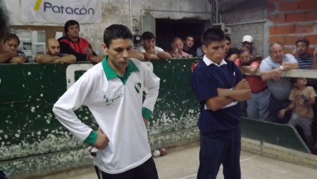 El tercer partido final se juega en Cerámica Argentina