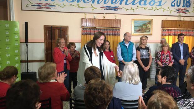 Con críticas a la herencia, Vidal lanzó sistema para jubilaciones estatales exprés