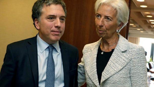 Fuerte respaldo del Tesoro de EEUU a Argentina en su negociación con el FMI