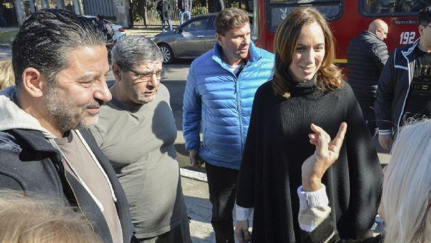 Vidal se mostró con el jefe de PJ bonaerense en medio de las disputas por tarifas